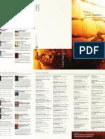Latin America Subject Area Catalog