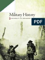 Military History Subject Area Catalog
