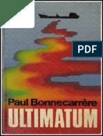 Bonnecarrere Paul - Ultimatum.epub