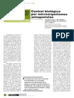 Control Biologico Por Microorganismos Antagonista