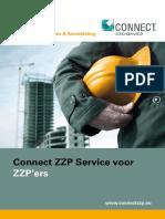 Connect ZZP Service Voor ZZP'Ers - Nieuw