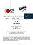 Ds Usb Rs422 Cables