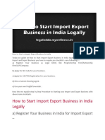 How to Start EXIM Business.docx
