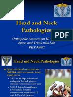 FIU - Head and Neck Pathologies