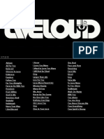 Liveloud Songboard 170313
