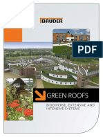 Green Roof Systems Bauder