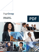 Pagegroup Annual Report 2014 3