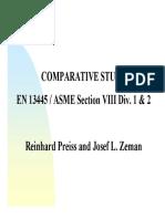 ComparativeStudyAsmeSVIII1&2 ReinhardPreissandJosefL.zeman