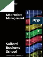 Project Management Pg