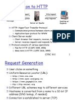 Http and Tcp