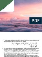 Kimia dalam Al-Quran