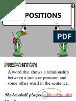 Preposition