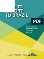 How to Export to Brazil