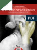 La condición romantica del arte