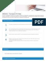 GT_SiRADIG - Formulario 572 Web
