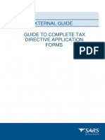 IT-AE-41-G02 - Guide to Complete the Tax Directive Application Forms - External Guide