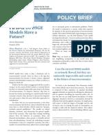 Blanchard (2016) Do DSGE Models has any Future. PIIE pb16-11.pdf