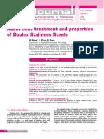 Duplex Steel