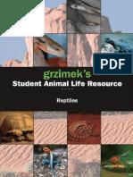 Grzimek's SALR - Reptiles