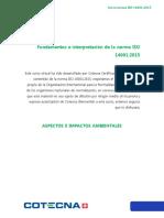 02 COT-1002 - Aspectos e Impactos Ambientales