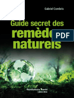 ++++ EBOOK - REVELATIONS SANTE - GUIDE SECRET DES REMEDES NATURELS