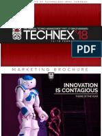 Pahal Technex'18 Brochure