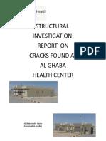 Draft Al Ghaba Crack Inspection 08 June 2017