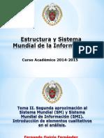 Tema 2 - Estructura y Sistema Mundial de la Informacion.ppt