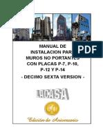 Manual de Instalacion La Casa