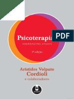 Psicoterapias; Abordagens atuais - Aristides Volpato CORDIOLI  (1).pdf