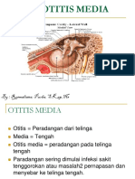 Askep Otitis Media