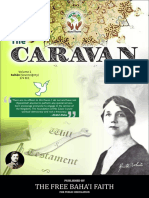 The Caravan Volume 1 Edition 1 - Free Baha'is Magazine