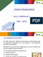Los Estados Financieros Sesion 5 y 6