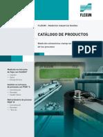 Catalogo FLEXIM 2015_Español