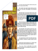 Aventurile Lui Oliver Twist rezumat