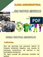 8. Ecologia Agroindustrial Buenas Prácticas Ambientales)
