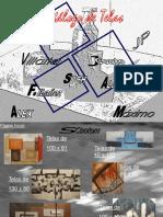 Catálogo Telas