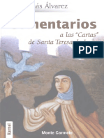 Alvarez Tomas - Comentarios A Las Cartas De Santa Teresa De Jesus.pdf