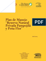 b.2) Plan Maestro Finca Pampojila