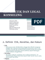 ASPEK ETIK DAN LEGAL KONSELING.pptx