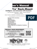 Tripp Lite Owners Manual 753551