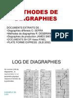 Presentation Methodes de Diagraphies