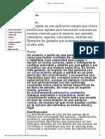 Glosario - Medicina Forense