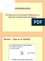 Geoquimica Isotopica