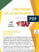 05. Restriccion de La Movilidad