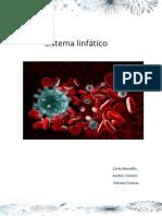 Sistemas linfático 2