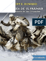 Halcones de Ultramar y Otros Relatos de Las Cruzadas - Robert E Howard