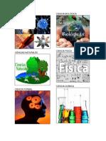 Ciencia Fáctica Imagenes Ineb 1ro. Basico Seccion c