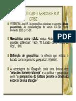 3. As geopolíticas clássicas e sua crise.pdf