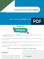 La Guía Del Buen Helper - ES